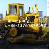 Gli S.U.A.-Made Hydraulic/Crawler Used/Second-Hand Caterpillar D6h Tractor Bulldozer con Ripper