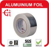 짜개진 조각 알루미늄 호일 접착 테이프