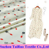 ткань простирания 108cm Silk для Silk ткани платья