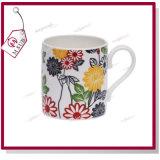 tazza di ceramica di sublimazione stampata abitudine in bianco 10oz