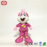 Stuk speelgoed van het Konijn van het Ontwerp van de Pluche van de Gift van Pasen het Dierlijke Nieuwe En71