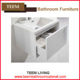 はいInclude MirrorおよびModern StyleカナダPopular Design Tempered Glass Basin Bathroom Vanity