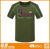 T-shirt courant du sport des hommes
