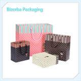Горячая роскошная бумажная хозяйственная сумка