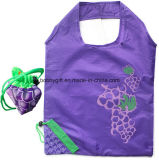 Cute Foldable Fruit Hand Shopping Bag pour cadeaux promotionnels