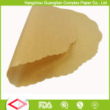 Papel para hornear de pergamino de silicona en Rollos Jumbo de Factory