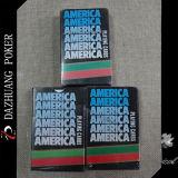 Самым лучшим подгонянные качеством карточки Америка играя