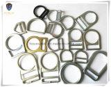 Изогнутый тип D-Rings пояса стальные талрепа