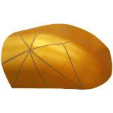 双曲線形のアルミニウムカーテン・ウォール、スタンドアップ式の三角形のアルミニウムパネル、曲げられたアルミニウムパネル