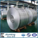 Bobina de aluminio laminada en caliente de la C.C.