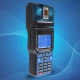Fingerabdruck-Barcode-Scanner mit Minidrucker Cp12