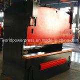 Máquina de dobra hidráulica automática de um melhor preço de 125 toneladas