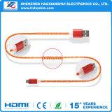 小型USBケーブルのiPhoneの充電器USBケーブルのためのVeaqee、