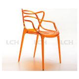 PC 물자 형식 현대 플라스틱 의자 커피 의자