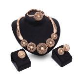 Monili stabiliti di PCS di modo 4 dell'anello del braccialetto degli orecchini della collana