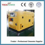 producción de energía de generación diesel refrescada aire portable silencioso del pequeño del motor diesel 10kw generador eléctrico de la potencia con el AVR