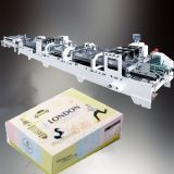 쉬운 운영 고속 이용된 폴더 Gluer (QH-SLJ)