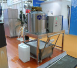 Controller-Flocken-Speiseeiszubereitung-Maschine PLC-10ton/Day