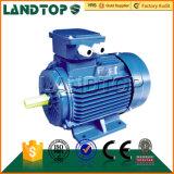 Prix asynchrone triphasé Chine du moteur électrique 10HP à C.A. de LANDTOP