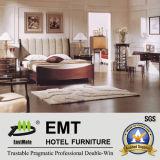 Los muebles de madera del dormitorio del hotel/los muebles del dormitorio fijaron (EMT-A0901)