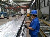 Nueva cubierta del braguero de la barra de acero del material de construcción