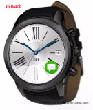 Teléfono elegante elegante IP67 impermeable androide del reloj del IOS 3G del reloj