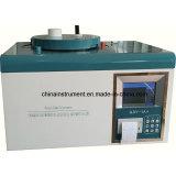 実験室の使用の半自動酸素のボンブ熱量計