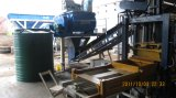 Macchina per fabbricare i mattoni, lastricato che forma macchina, blocco che fa macchina