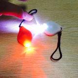 Светильник красной безопасности света ключевой цепи белизны СИД миниой предупреждающий для бегунка на ноче