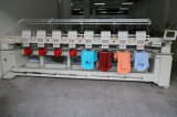 8つのヘッドによってコンピュータ化される帽子及びTシャツの刺繍の機械工場