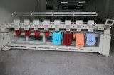 Ökonomische 8 Köpfe computergesteuerte Schutzkappen-u. Shirt-Stickerei-Maschinen-Fabrik mit multi Funktion und Qualität Wy1208