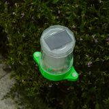 Солнечный светильник лужайки (зеленое освещение)