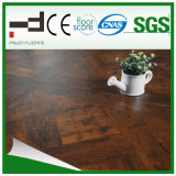 plancher stratifié par HDF extérieur en soie de parquet de 600*600*12mm