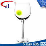 New Arrival Handmade Etched Wine Crystal Bebet (CHG8102)