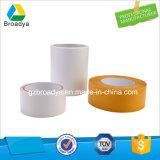 El doble echó a un lado el Libro Blanco de la cinta de acrílico solvente del poliester del animal doméstico (80mic/DPS08)