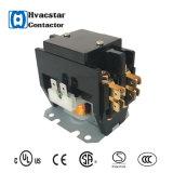 Contattore magnetico sicuro del contattore 30A 120V 2 Pali Contactore di CA di 100%