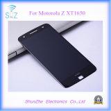 Tela de toque esperta original LCD do telefone de pilha para o jogo Xt1635 de Motorola Z