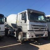 Sinotruk HOWO 6X4 Marca Tipo de conducción de camión mezclador de concreto