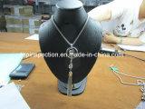 Armband, Oorring, Halsband, Ring, de Inspectie van de Kwaliteitsbeheersing Van de Toebehoren van de Broche