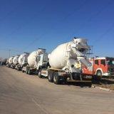 Type pilotant camion de mélangeur de camion de Sinotruk HOWO 6X4/colle de mélangeur concret