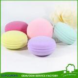 La base crème composent le balai liquide d'éponge de balais cosmétiques de renivellement avec le traitement