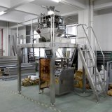 Casse-croûte automatiques d'aliments pour chiens/maïs éclaté/machine de conditionnement de granule