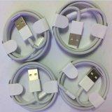 iPhone 5를 위한 베스트셀러 1m 2m 본래 Lightn 8 Pin USB 비용을 부과 데이터 케이블 6 7 iPad, iPhone를 위한 Mfi 충전기 케이블