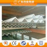 Популярный всеобщий прямоугольный алюминиевый профиль в низкой цене