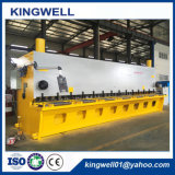 Macchina di taglio di CNC di QC11K 16*8000 di taglio idraulico della ghigliottina