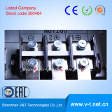 Mecanismo impulsor de la CA de la frecuencia VFD del convertidor de V&T/inversor conviviales 90 de la potencia a 110kw
