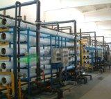 planta de filtrado industrial 50t/H que bebe el circuito de agua del RO
