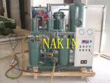 Eliminación de agua Decoloración Purificador de aceite de turbina usado, Separador centrífugo de aceite de ahorro de energía