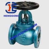 Valvola di globo ad alta pressione dell'acciaio di getto della flangia dell'olio di API/DIN/ghisa