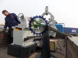 Pipe de la série Q1319 filetant la machine de tour